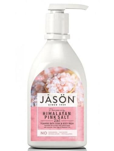 Jasons Natural Organic Himalayan Body Wash With Pump